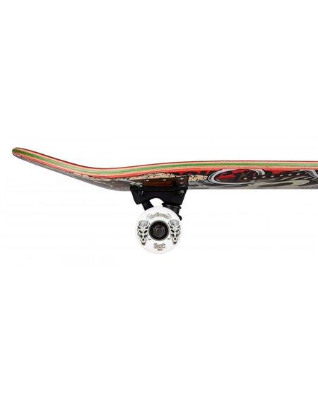 """Birdhouse Skateboard Hawk Gladiator 8.125"""" Red"""