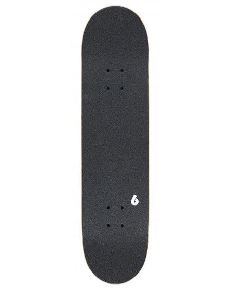 "Birdhouse B Logo 8.00"" Complete Skateboard Black/Blue"