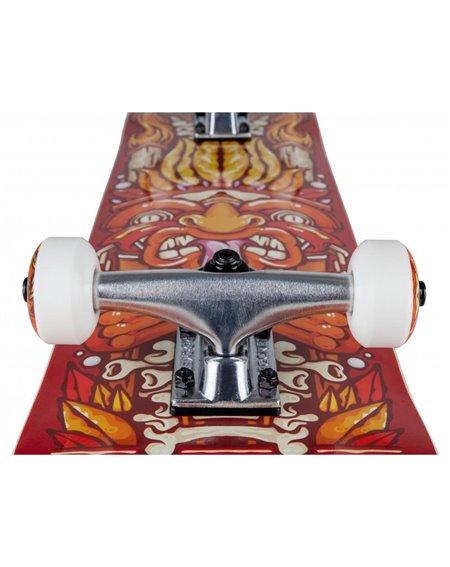 "Rocket Chief Pile-up 7.75"" Complete Skateboard"