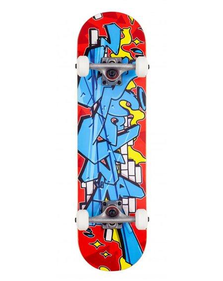 "Rocket Bricks Mini 7.375"" Komplett-Skateboard"