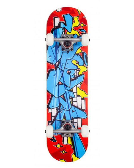 Rocket Skateboard Completo Bricks Mini 7.375""