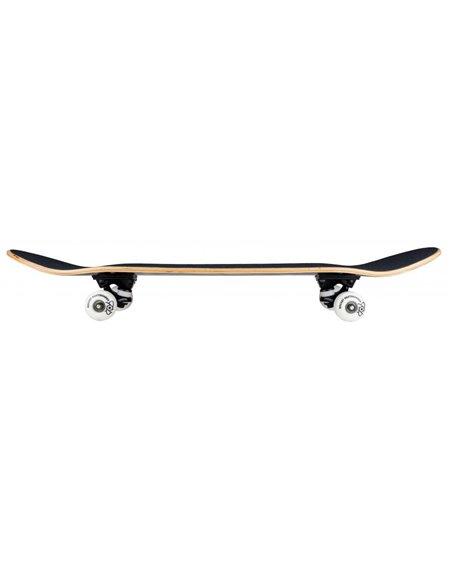 """Rocket Skateboard Vortex Foil 8.00"""" Gold"""