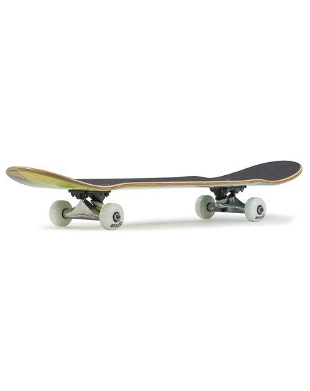 "Enuff Skateboard Complète Geometric 7.75"" Green"