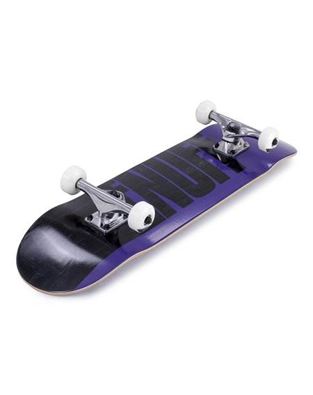 "Enuff Skateboard Half Stain 8.00"" Purple"