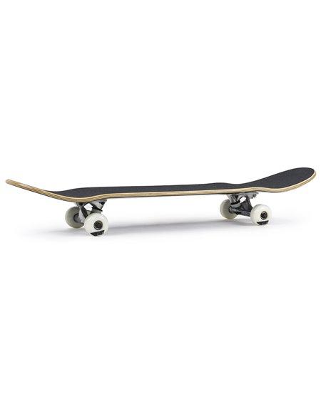 "Enuff Half Stain 8.00"" Complete Skateboard Purple"