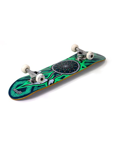 "Enuff Skate Montado Dreamcatcher 7.75"" Blue/Teal"