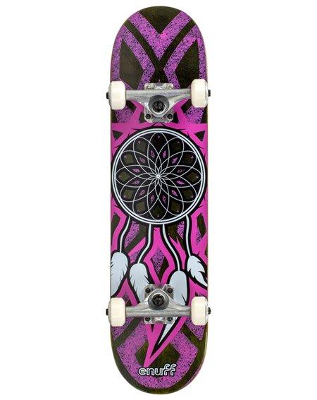 "Enuff Dreamcatcher 7.75"" Komplett-Skateboard Grey/Pink"