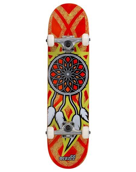 "Enuff Skate Montado Dreamcatcher 7.75"" Orange/Yellow"