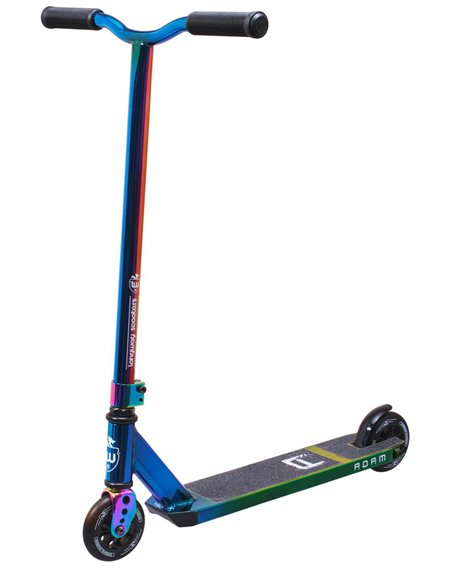 Longway Trottinette Freestyle Adam Full Neochrome