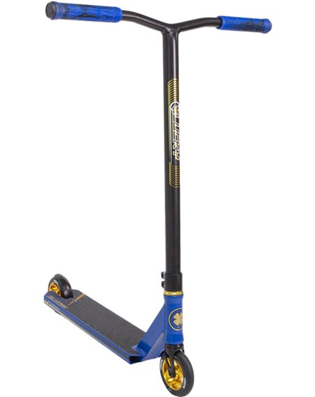 Lucky Crew 2021 Stuntscooter Blue Royale