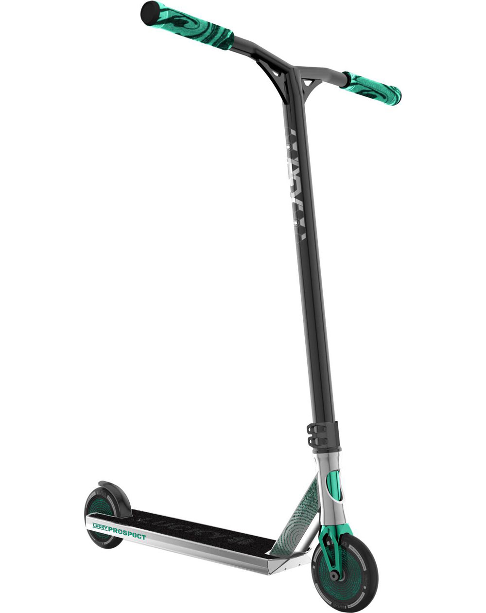 Lucky Prospect 2021 Stunt Scooter Polished
