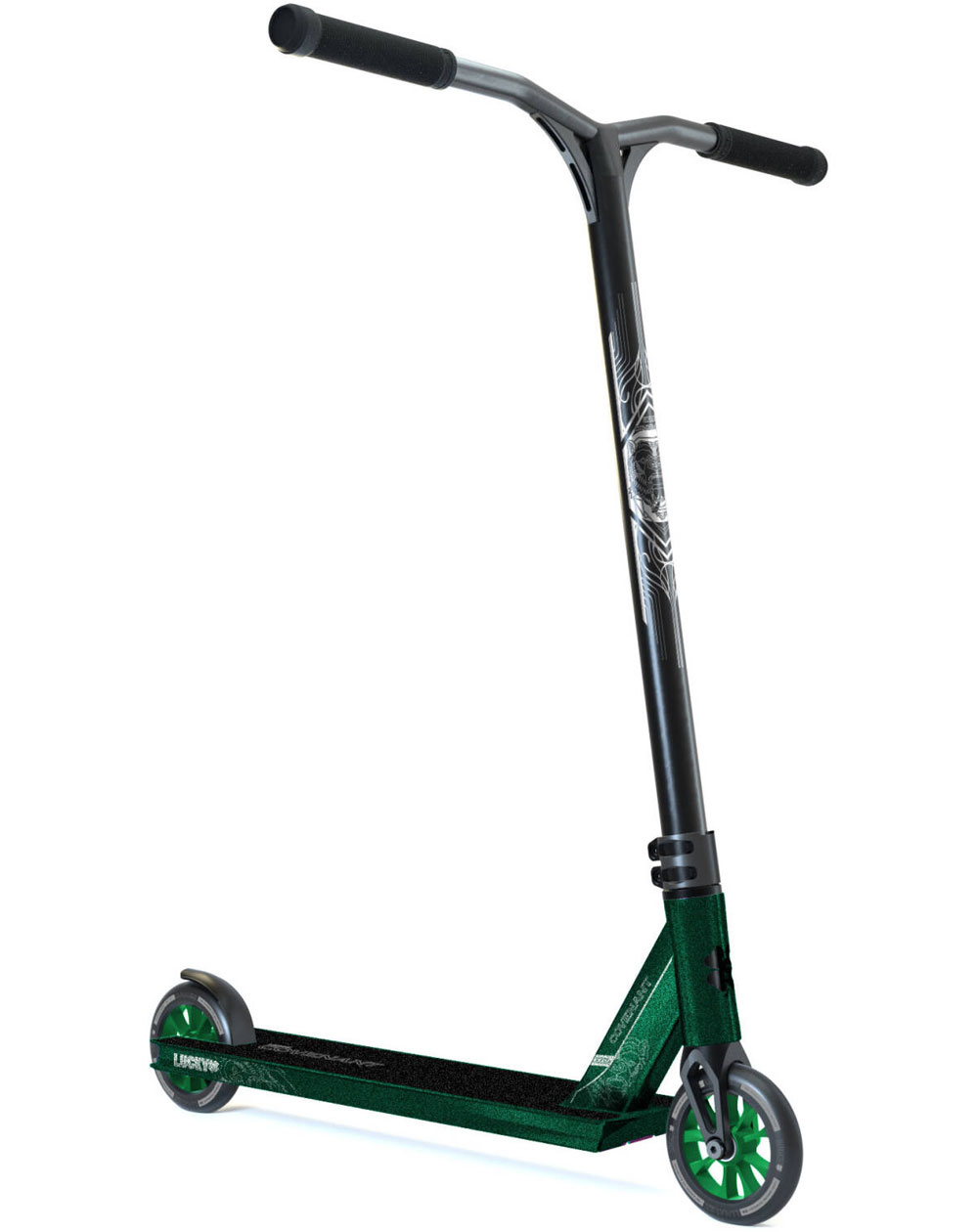 Lucky Trottinette Freestyle Covenant 2021 Emerald