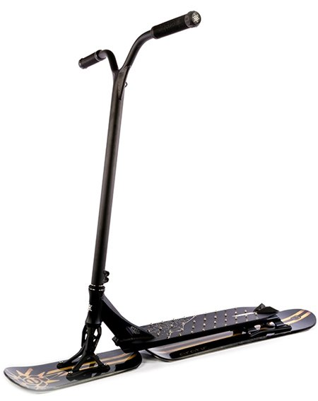 Eretic Slope Snow Scooter Black