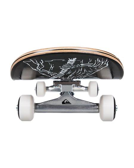 "Quiksilver Skateboard Dramons 8"""