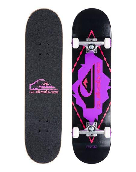 "Quiksilver Skateboard Old N Gold 7.8"""