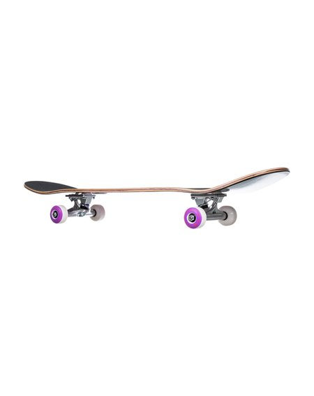 "Quiksilver Old N Gold 8.00"" Complete Skateboard"