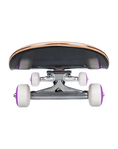 """Quiksilver Skateboard Complète Old N Gold 8"""""""