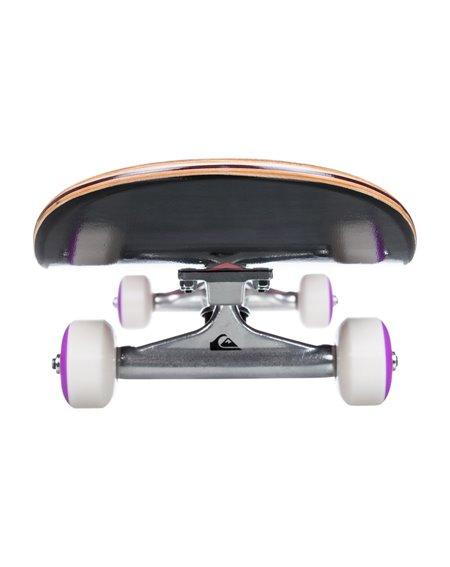 "Quiksilver Skateboard Old N Gold 8"""