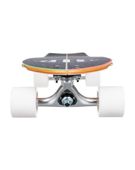 Quiksilver Mark Richards Retro Skateboard Cruiser White