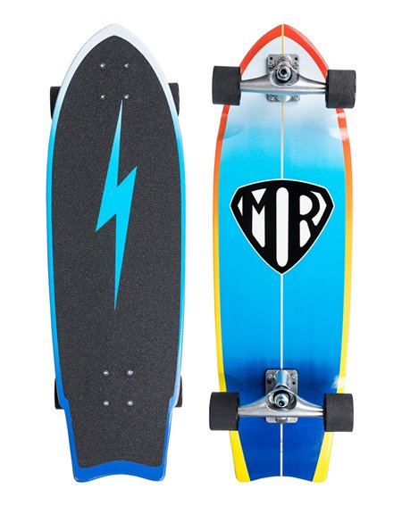 Quiksilver Surfskate Mark Richards Super Blue
