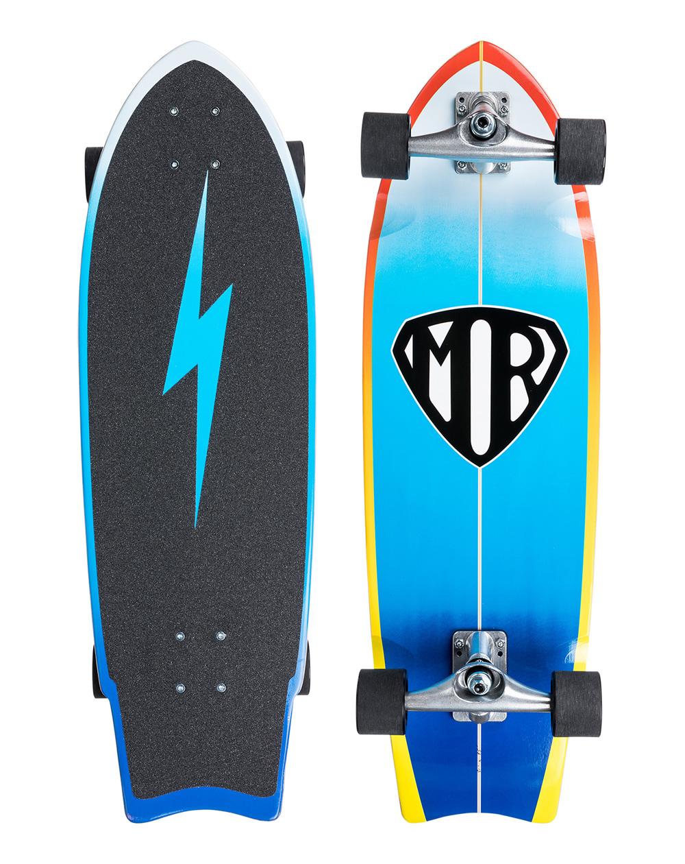 Quiksilver Surfskate Mark Richards Super Blue