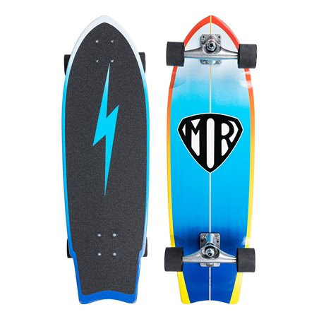 Quiksilver Mark Richards Super Surfskate Blue