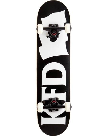 "KFD Skateboard Completo Young Gunz 7.75"" Flagship Black"