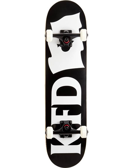 "KFD Skateboard Young Gunz 7.75"" Flagship Black"