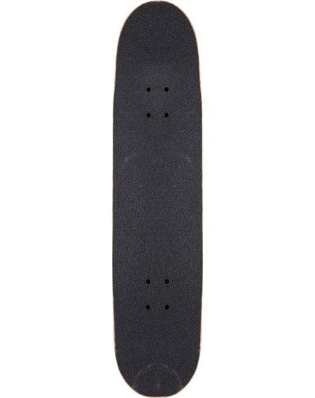 "KFD Skateboard Complète Young Gunz 7.50"" Badge Yellow"