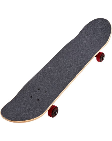 "KFD Young Gunz 7.50"" Complete Skateboard Badge Yellow"
