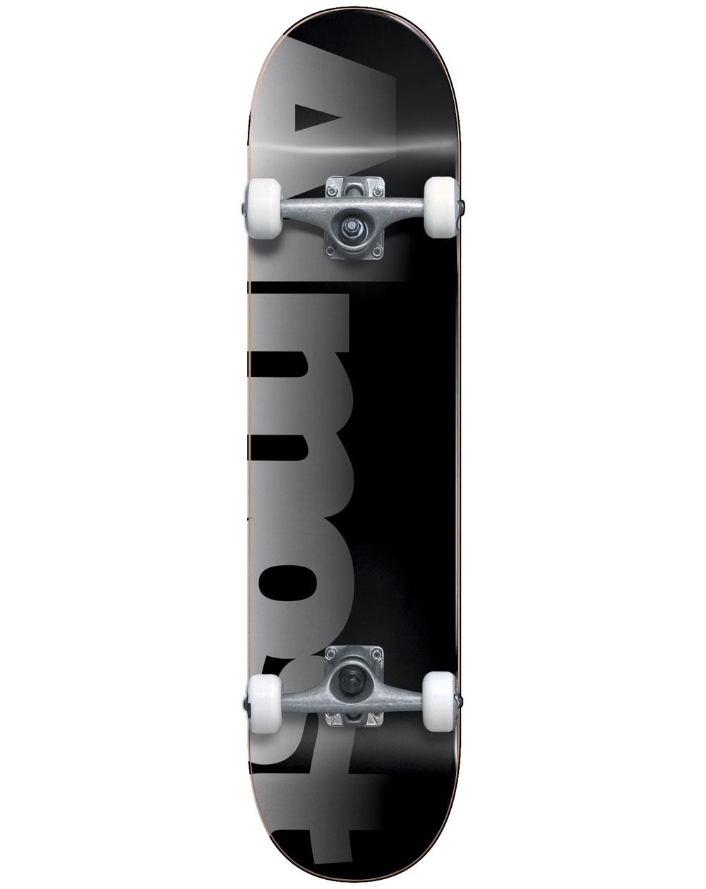 """Almost Skateboard Complète Blend 8"""" Black"""