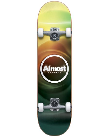 "Almost Skateboard Blur Resin 7.75"""