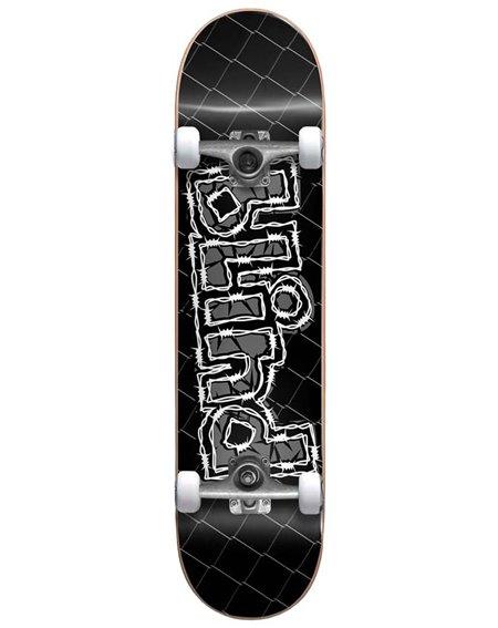 """Blind Skate Montado OG Grundge Logo 8.00"""" Black"""