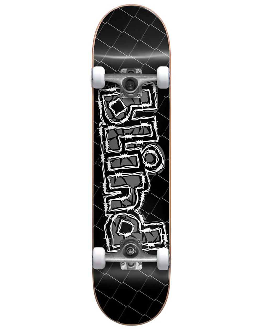 """Blind Skateboard OG Grundge Logo 8.00"""" Black"""