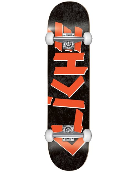 "Cliché Skate Montado Scotch 7.75"" Black/Red"