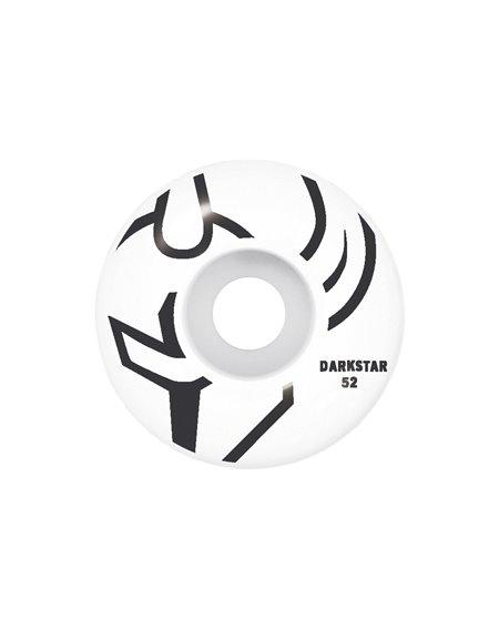 """Darkstar Skate Montado Axe 8"""" Orange"""