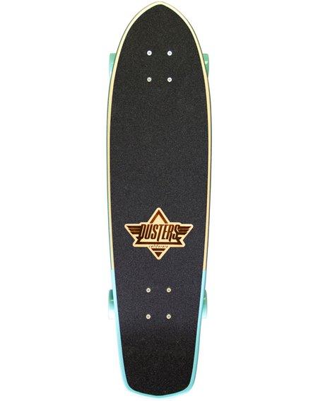 """Dusters Skateboard Cruiser Keen Retro Frame 31"""""""