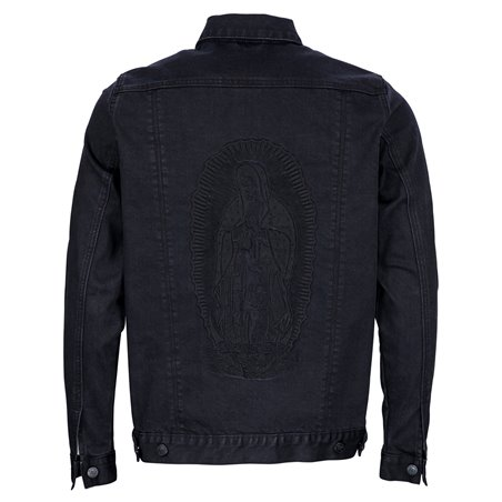 Santa Cruz Men's Jacket Guadalupe Vintage Black