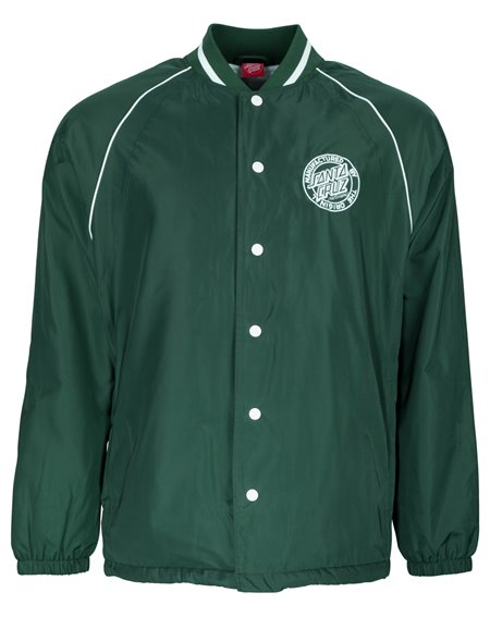 Santa Cruz Men's Jacket MFG Coach Forest