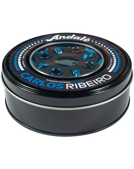 Andalé Rolamentos Skate Carlos Ribeiro Pro