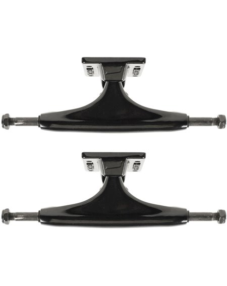 "Tensor Truck Skateboard Alloys 5.50"" Black 2 pz"