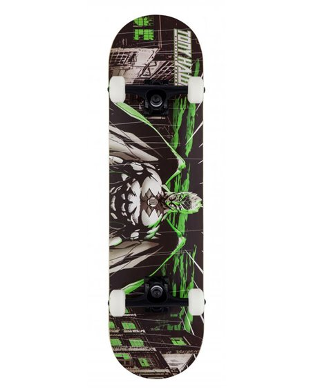 "Tony Hawk Wasteland 8.00"" Complete Skateboard Green"