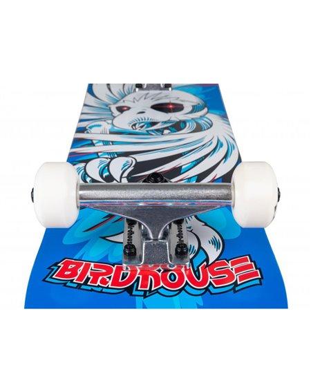 "Birdhouse Skateboard Hawk Spiral 7.75"" Blue"