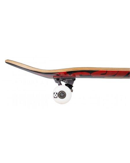 "Birdhouse Triple Stack 8.00"" Complete Skateboard Rasta"
