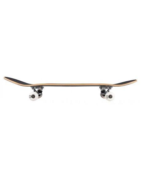 """Birdhouse Skateboard Crest 8.00"""" Black"""
