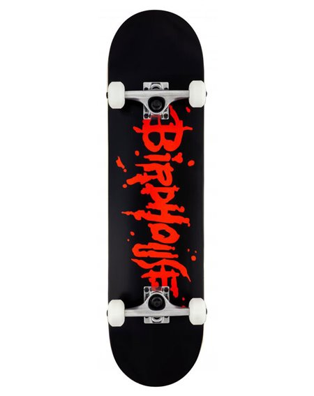 "Birdhouse Skateboard Complète Blood Logo 8.00"" Black"