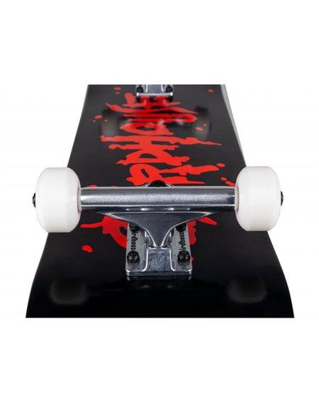 """Birdhouse Skateboard Blood Logo 8.00"""" Black"""