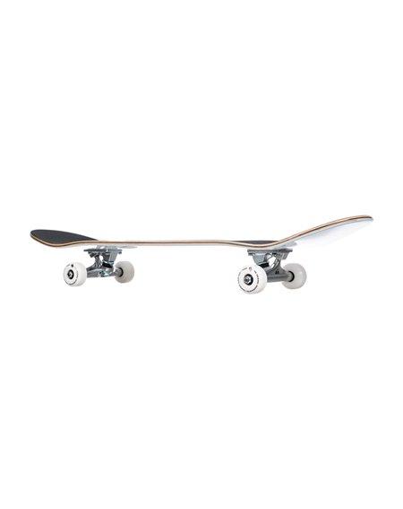 """Quiksilver Isle Of Stoke 8"""" Complete Skateboard"""