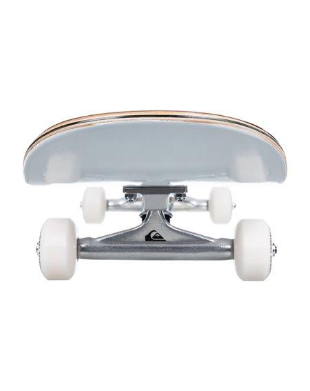 """Quiksilver Isle Of Stoke 8.00"""" Complete Skateboard"""