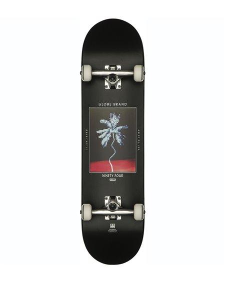 "Globe G1 Palm Off 8.00"" Komplett-Skateboard Black"